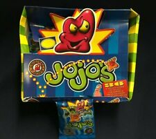 1996 JoJo's Crazy Bones Unopened Box 36 Packs Spanish Mexican NEW FREE SHIPPING!