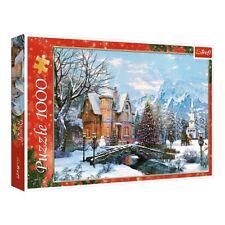 DOMINIC DAVISON - WINTER LANDSCAPE - Trefl Puzzle 10439 - 1000 Teile Pcs.