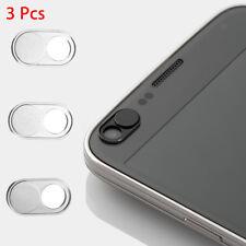 3 Pcs Webcam Cover Slider Kamera Schutzhülle Abdeckung für Handy Macbook iPad