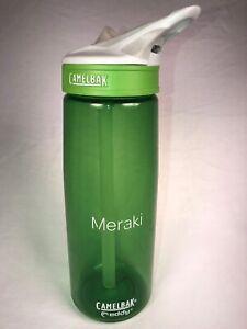 Camelbak Eddy 750ml Meraki Green Water Sports Bottle BPA Free Shipping