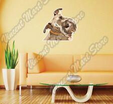 "Cute Miniature Schnauzer Dog Breed Wall Sticker Room Interior Decor 22""X22"""