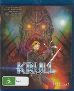 Krull  - New and Sealed BluRay