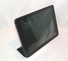 Apple iPad Air 1st Generation Smart Leather Case OEM Genuine (Black)
