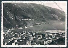 Trento Molveno Foto cartolina C6140 SZA