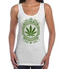 Amsterdam Paradise Of Weed Women's Vest Tank Top - Cannabis Hydroponics