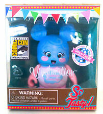 """DISNEY VINYLMATION 3"""" SO TASTY COTTON CANDY LE 250 SDCC 2012 SCENTED TOY FIGURE"""