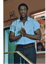 In-Person Autogramm von Jacky Ido. pers. gesammelt. 100% Echt.