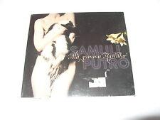 SAMULI PUTRO  ALA SAMMU AURINKO 10 TRACK DIGIPAK 2011 cd New & Sealed