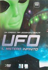 UFO il mistero infinito - BOX da 2 DVD - ottimo stato