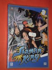 SHAMAN KING- vol.3-  DVD ANIMAZIONE DA COLLEZIONE- nuovo e sigillato-ONE MOVIE