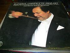 Rampal Conducts Mozart-Symphony No.36 In C Major-LP-CBS-Vinyl Record-VG+