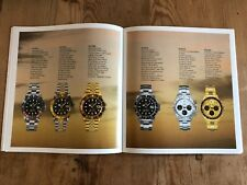 Catalogue ROLEX Oyster - GMT-Master - DAYTONA 6265 - Submariner - English - 1986