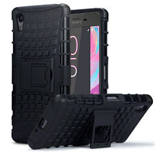 Xperia X Performance Case Rugged Ballistic Cover Hardened High Density Black