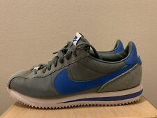 Nike Cortez '72 Men's Gray Blue Canvas Suede Size 8 819720-300