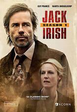JACK IRISH Season 1 NEW DVD FREE SHIPPING!!!