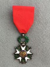 Legion D'Honneur Medal FRANCE  WW1 World War One Great War First World War