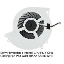 Sony Playstation 4 Internal CPU PS 4 GPU Cooling Fan PS4 CUH-10XXA KSB0912HE new