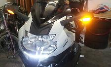 Lichtstarke LED Blinkereinheiten für die K1200S, K1300S, R1200S Modelle von BMW