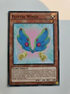 Fluffal Wings - DOCS-EN009 - Common - Yugioh Card 1st edition