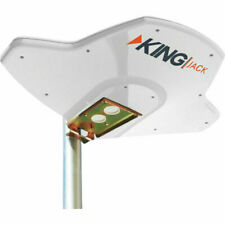 CAMEC 044396 King Jack Digital HDTV Outdoor TV Antenna for Caravan