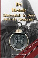 Weber - Die Medaille Winterschlacht im Osten 1941/42 Ostmedaille Militaria Orden