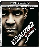 The Equalizer 2 - 4K UHD Ultra HD + Blu-ray (2018)