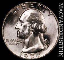 1956 Washington Quarter- Choice Gem Brilliant Uncirculated #T1558