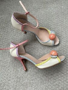moschino cheap and chic Pastel Heel Shoes Size 38