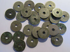 25x Nederlands-Indië 5 cents 1913, 1921 en 1922