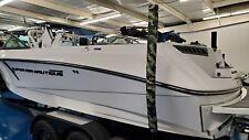"""48"""" Boat Trailer Guide Pole Pad Cover Camo Heavy Duty Canvas"""