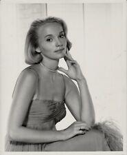 Eva Marie Saint ~ ORIGINAL 1959 glamour portrait ~ North by Northwest ~ DW