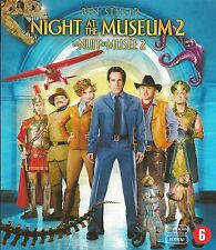 Night At The Museum 2 (Blu-ray+Dvd combopack)  New Blu-ray