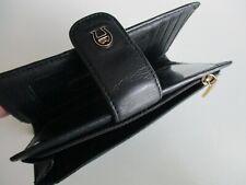 ** Aigner ** Geldbörse - Portemonnaie - Leder - 17x10 cm - Schwarz - Top!