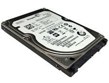 """Seagate Momentus XT ST500LX003 500GB 7200 RPM 32MB Cache SATA 6.0Gb/s 2.5"""" SSHD"""