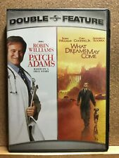 Patch Adams/What Dreams May Come Double Feature - Dvd Movie