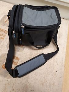 Extendable Padded bag for cameras, tablets, lunch bag, etc