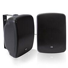 Dual 6.5'' Wall-Mount Marine Speakers, Waterproof with Bluetooth 1000 Watt
