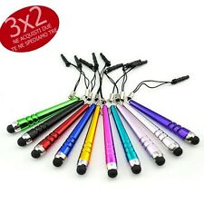 1  Penna pennino capacitivo TOUCH X Tablet  IPHONE SAMSUNG IPAD Modello BASEBALL