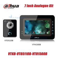 Dahua Vtkb-Vto5110B-Vth1500B 7 Inch Analogue Kit Video Intercom Kit Door Phone