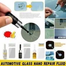 Automotive Glass Nano Repair Fluid Car Window Glass Scratch Repair Tool Kit