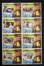 THE TIN STAR HENRY FONDA BETTY PALMER LOBBY CARD SET NEAR MINT 1957 MEXICAN
