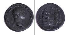 DOMIZIANO SESTERZIO ROMA 88-89 d.C., DOMITIAN SESTERTIUS ROME -  BRONZO