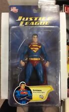 DC Direct Justice League JLA Classic Icons Series 1 Superman Action Figure Rare
