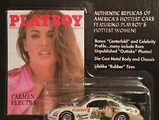 RARE 1999 Vintage Playboy Celebrity Car Series Carmen Electra