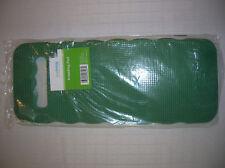 new garden kneeling pad green 16 x 6.5 inch foam
