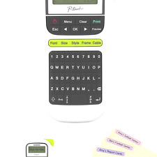 Brother P Touch Pth110 Easy Portable Label Maker Lightweight Qwerty Keybo