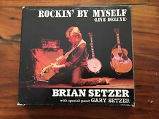 BRIAN SETZER, GARY SETZER Rockin' By Myself JAPAN CD Stray Cats