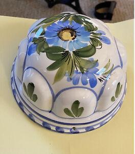 Vintage Pottery Jello Mold