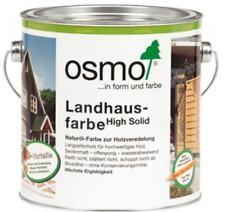OSMO 2716 Landhausfarbe Anthrazitgrau 2,5 Liter
