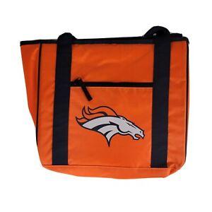 Denver Broncos Forever Collectibles Team Logo Cooler Tote Bag